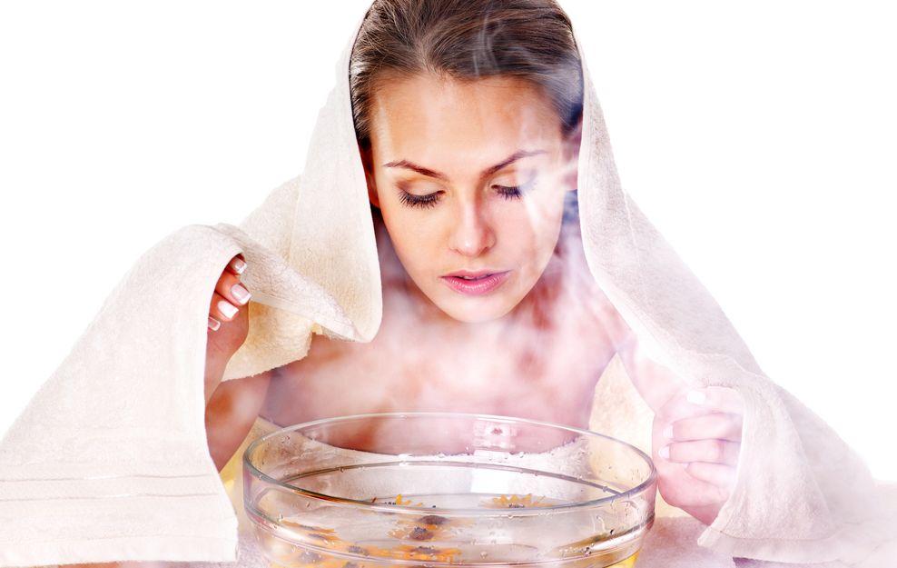 تنظيف مسامات البشرة بعمق