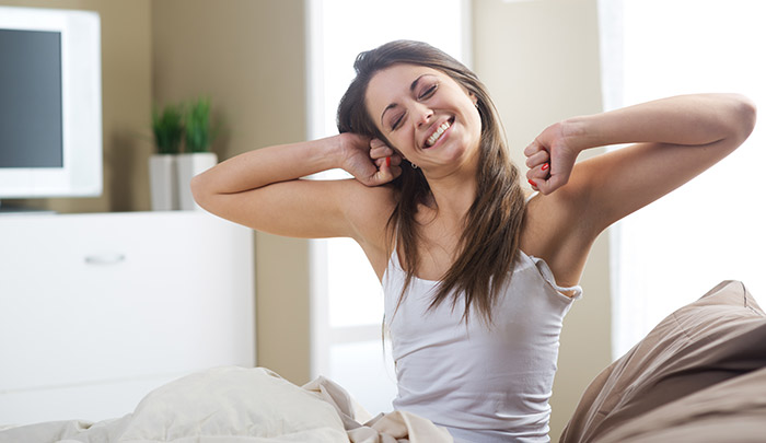 كيف تتمتع بالاستيقاظ مبكرًا؟