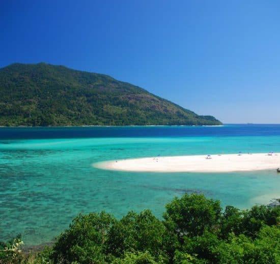 أجمل جزر تايلاند جزيرة كو ليب Ko Lipe