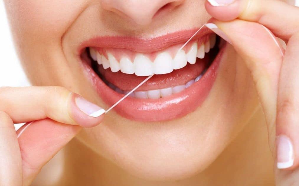 استخدام الخليط لـ اسنان صحية