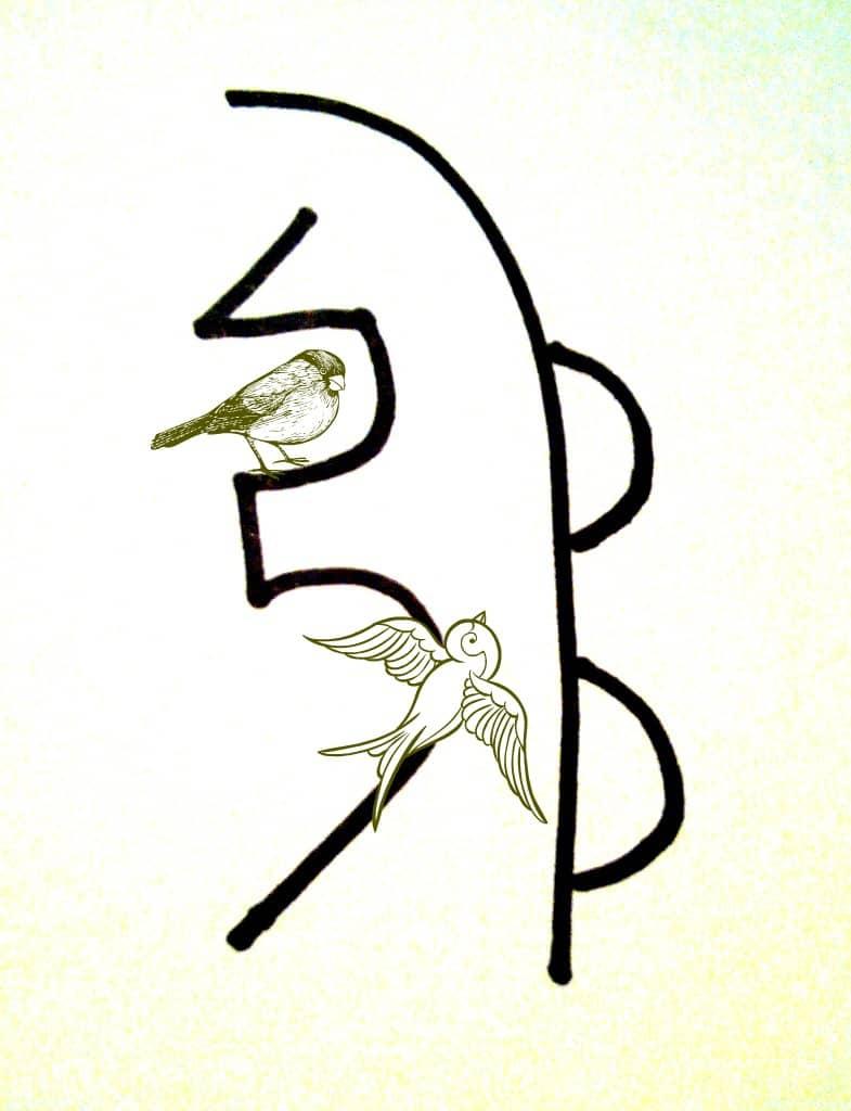الثاني هو ارمز العاطفيالعقلي