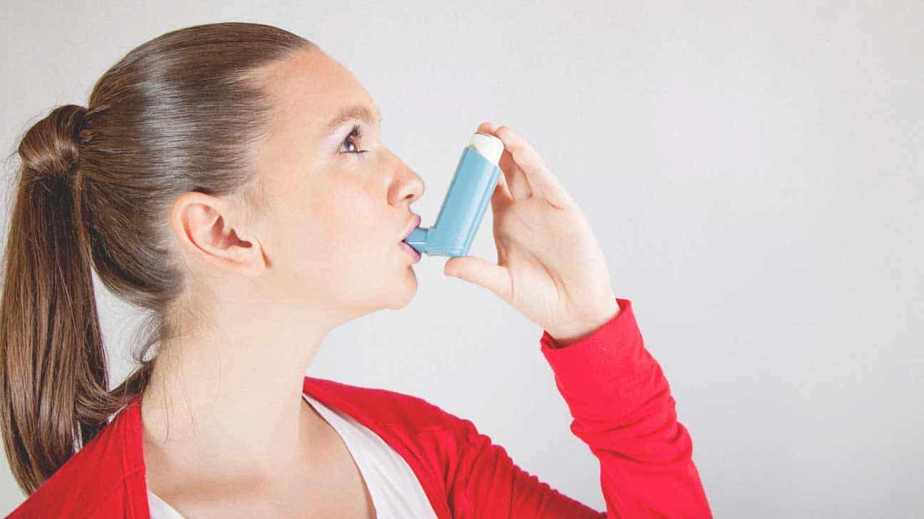 الحساسية الصدرية وضيق التنفس