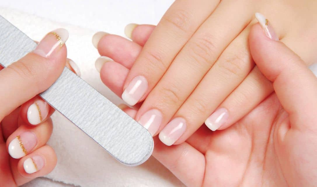 برد الأظافر بما يناسب شكل أصابعك