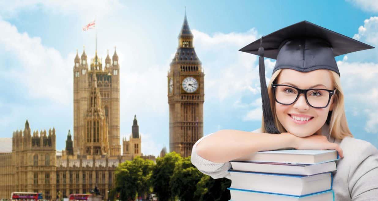 كيف تدرس باحدى الجامعات في بريطانيا