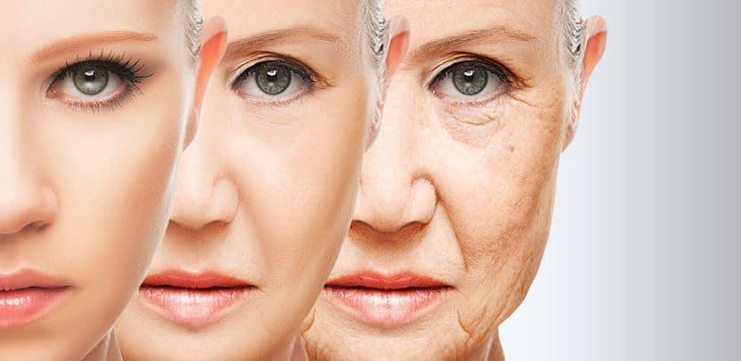 نضارة الوجه ومكافحة الشيخزخة