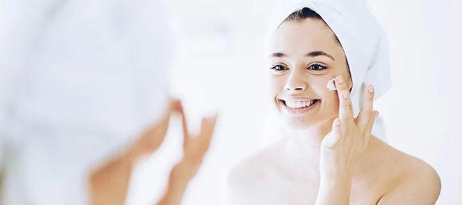 نضارة الوجه ومكافحة الشيخوخة 1