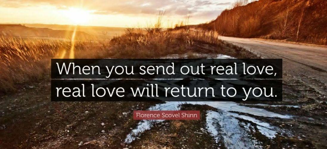 إن أردت أن تعيش الحب الحقيقي .. فلقرلأ بتمعن