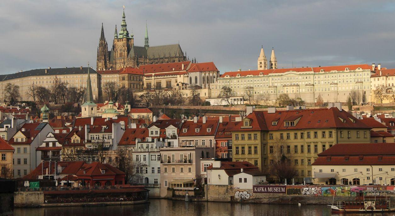 الدراسة في جمهورية التشيك