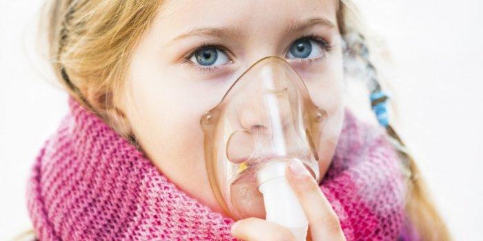 علاج الحساسية الصدرية عند الأطفال