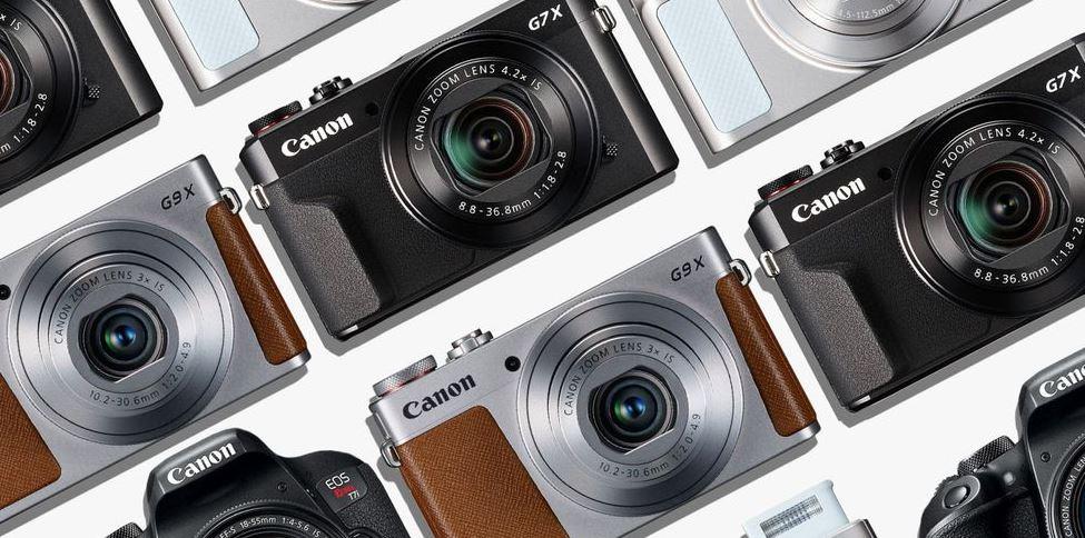 أفضل كاميرات كانون بالترتيب اختر كاميرا تناسب احتياجاتك مجلتك