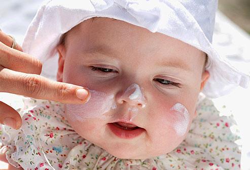 حساسية الحليب عند الرضع