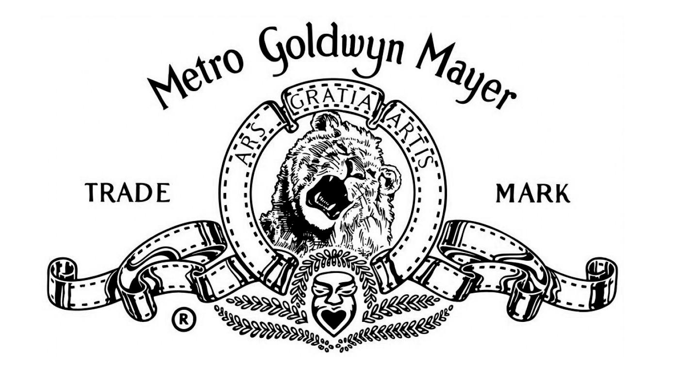 شعار شركة الانتاج السينمائي ميترو غولدوين ماير