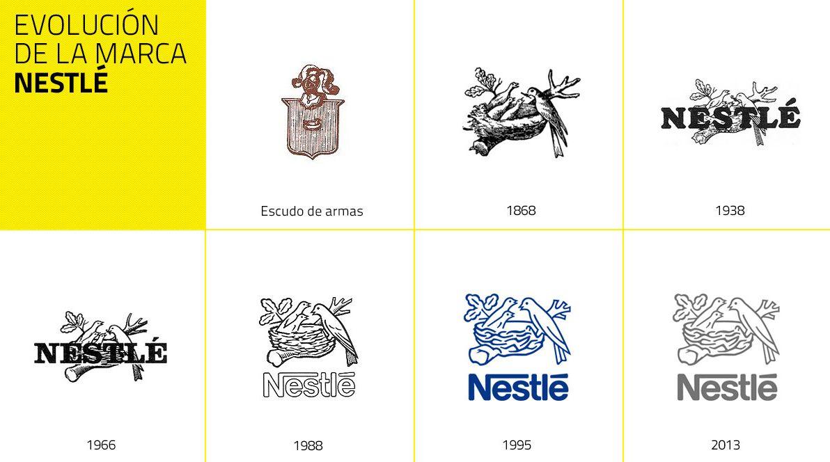 شعار شركة نستلة