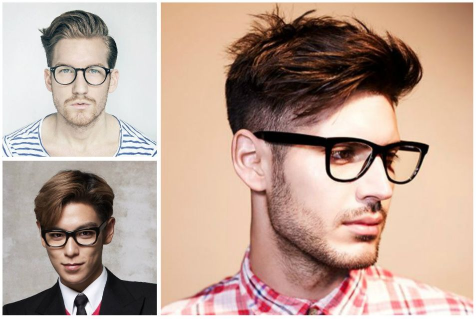 كيفية اختيار النظارة المناسبة للوجه للرجال