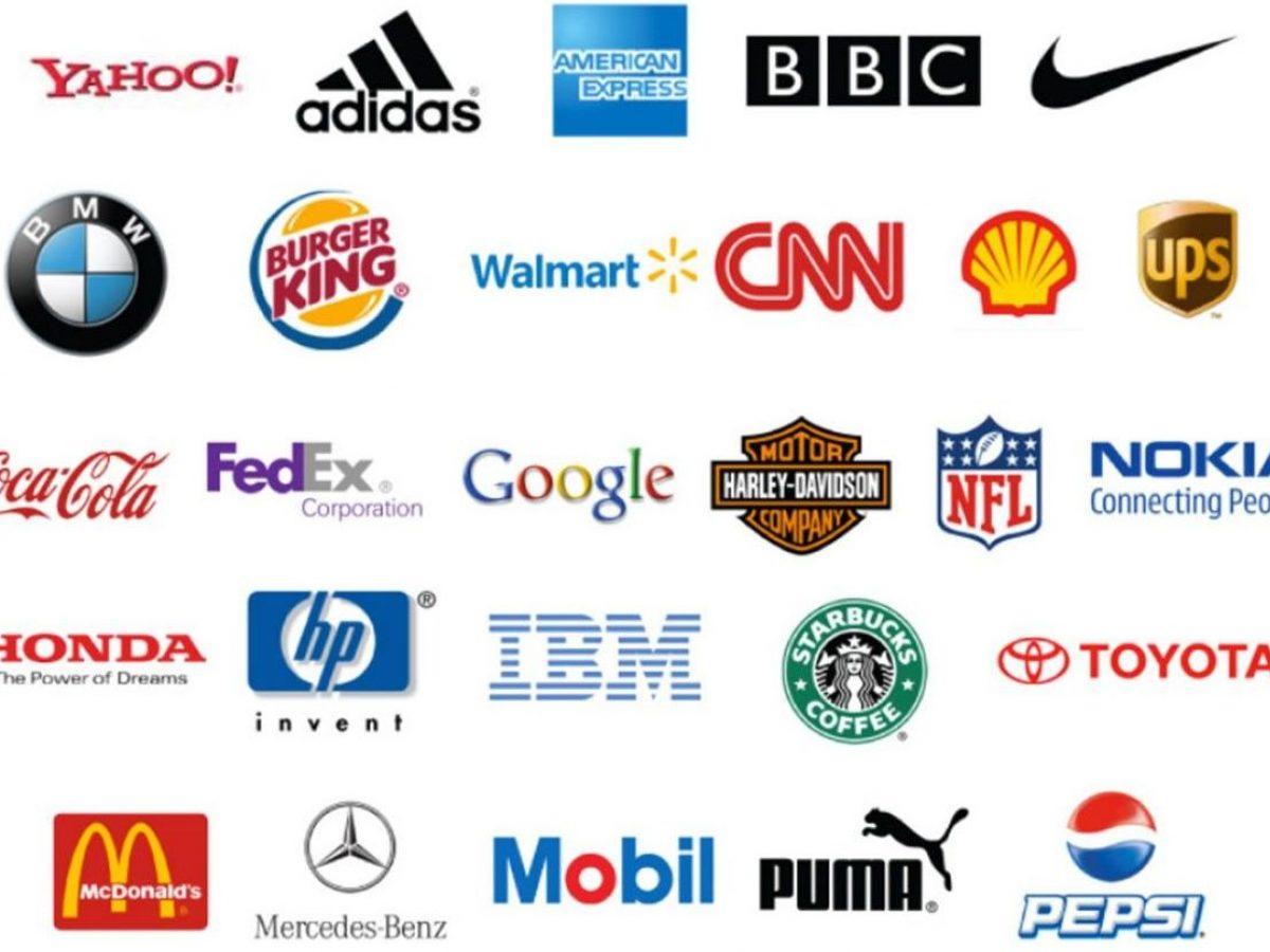 ما هي أسرار الشعارات التجارية للشركات العالمية ومراحل تطورها مجلتك