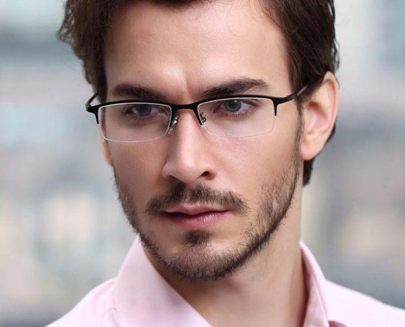 59c728aa0 تعلم كيفية اختيار النظارة المناسبة للوجه للرجال بدون أي قلق أو تردد ...