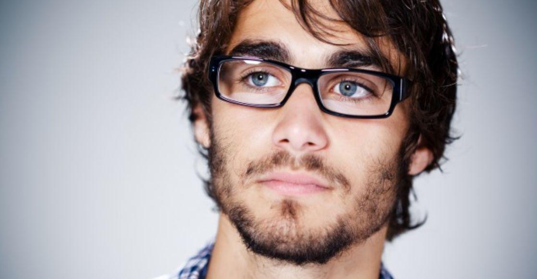 نظارات الوجه الدائري