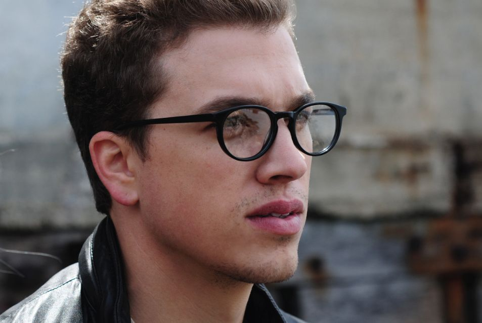 نظارات الوجه الماسي
