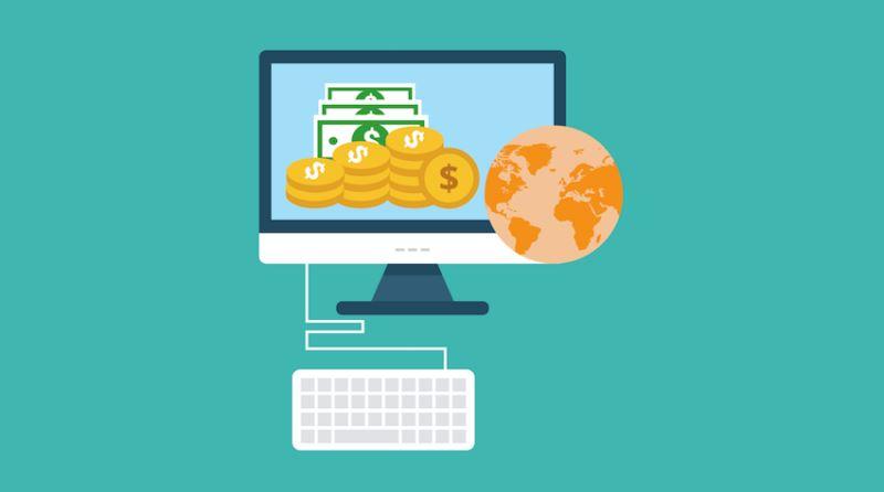 استثمار المال عبر الإنترنت بمشاريع صغيرة أو كبيرة