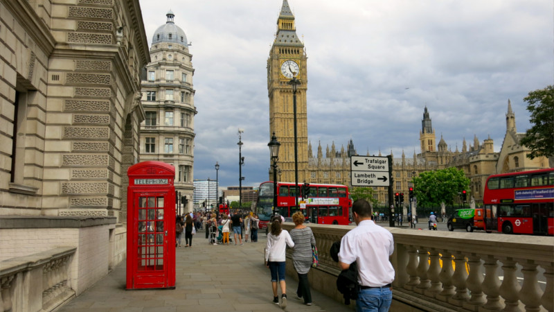 السياحة في لندن