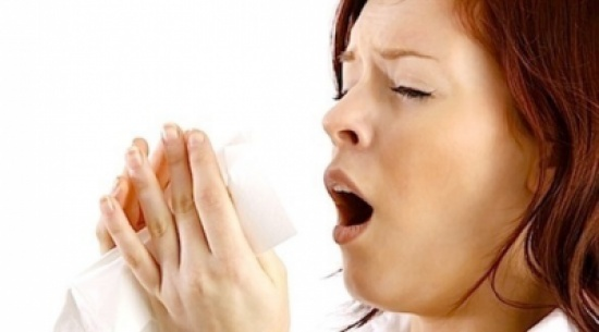 علاج حساسية الأنف بالأعشاب