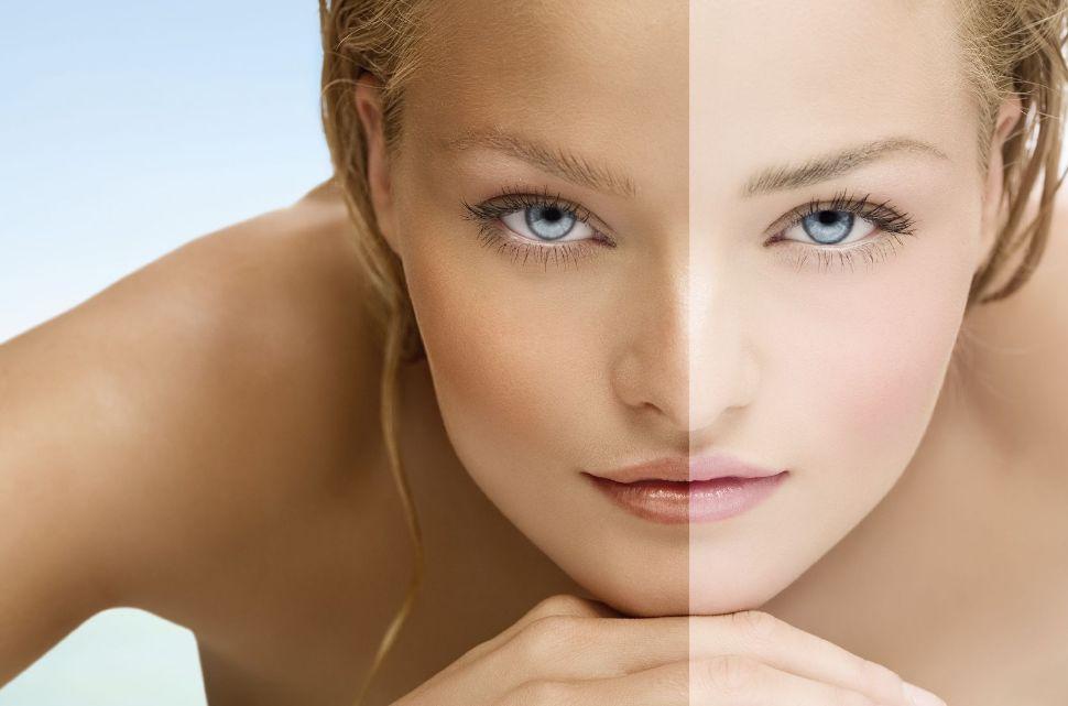 كيف يمكن الحصول على بشرة صافية وبيضاء
