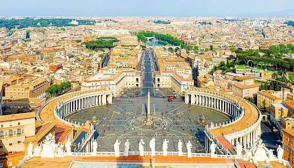 مدينة الفاتيكان