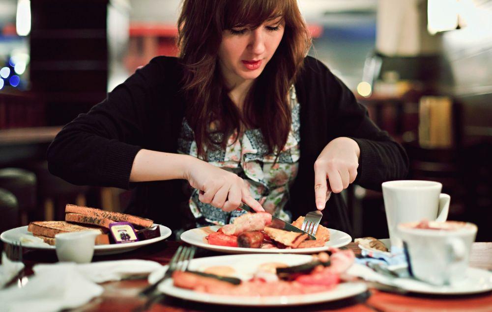 12 عادة ونصيحة قبل الوجبة الرئيسية تضمن لإنقاص الوزن