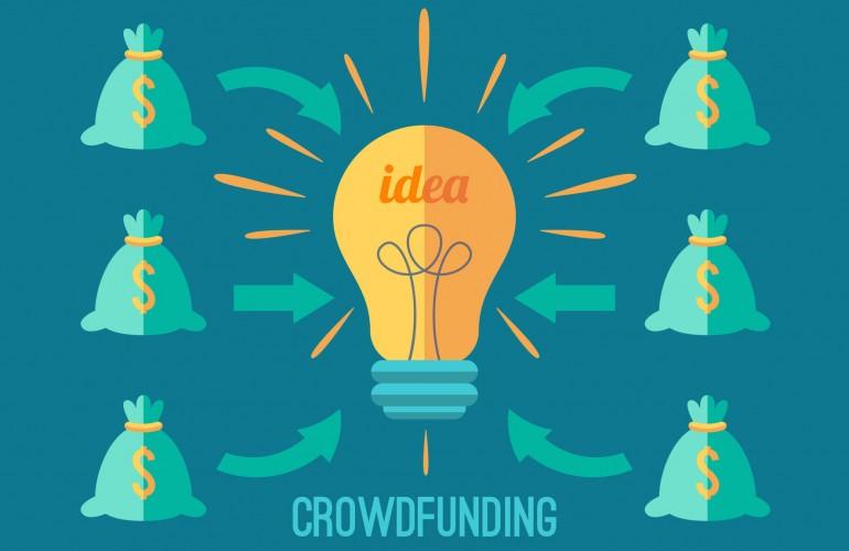 التمويل الجماعي من أجل تمويل المشاريع الناشئة