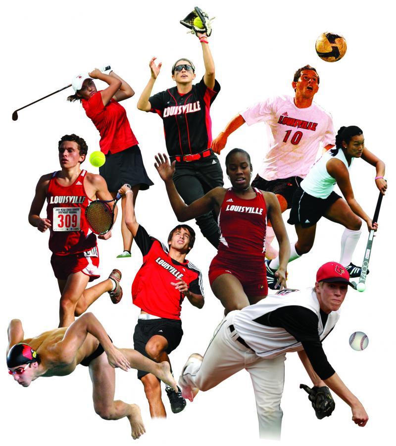 بحث عن أنواع الرياضة
