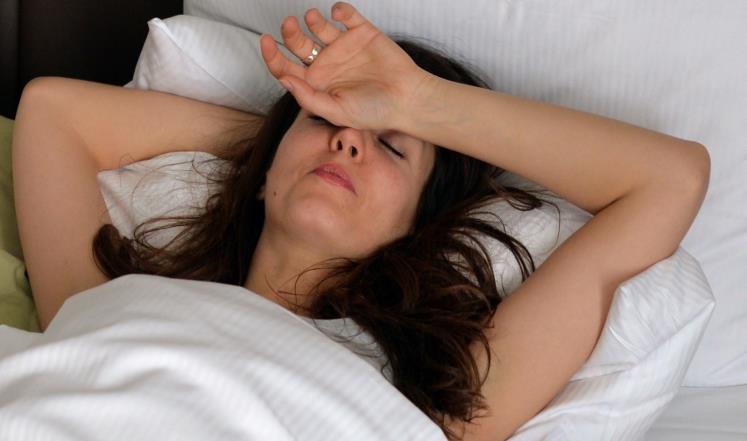 انسداد التنفس أثناء النوم