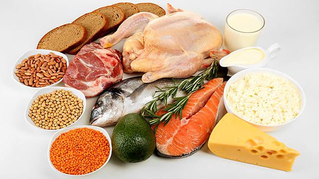 النظام الغذائي الصحي