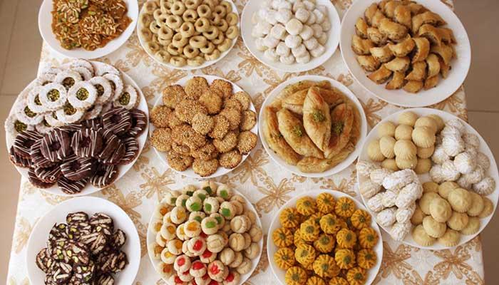 أشهى وصفات حلويات العيد بالصور