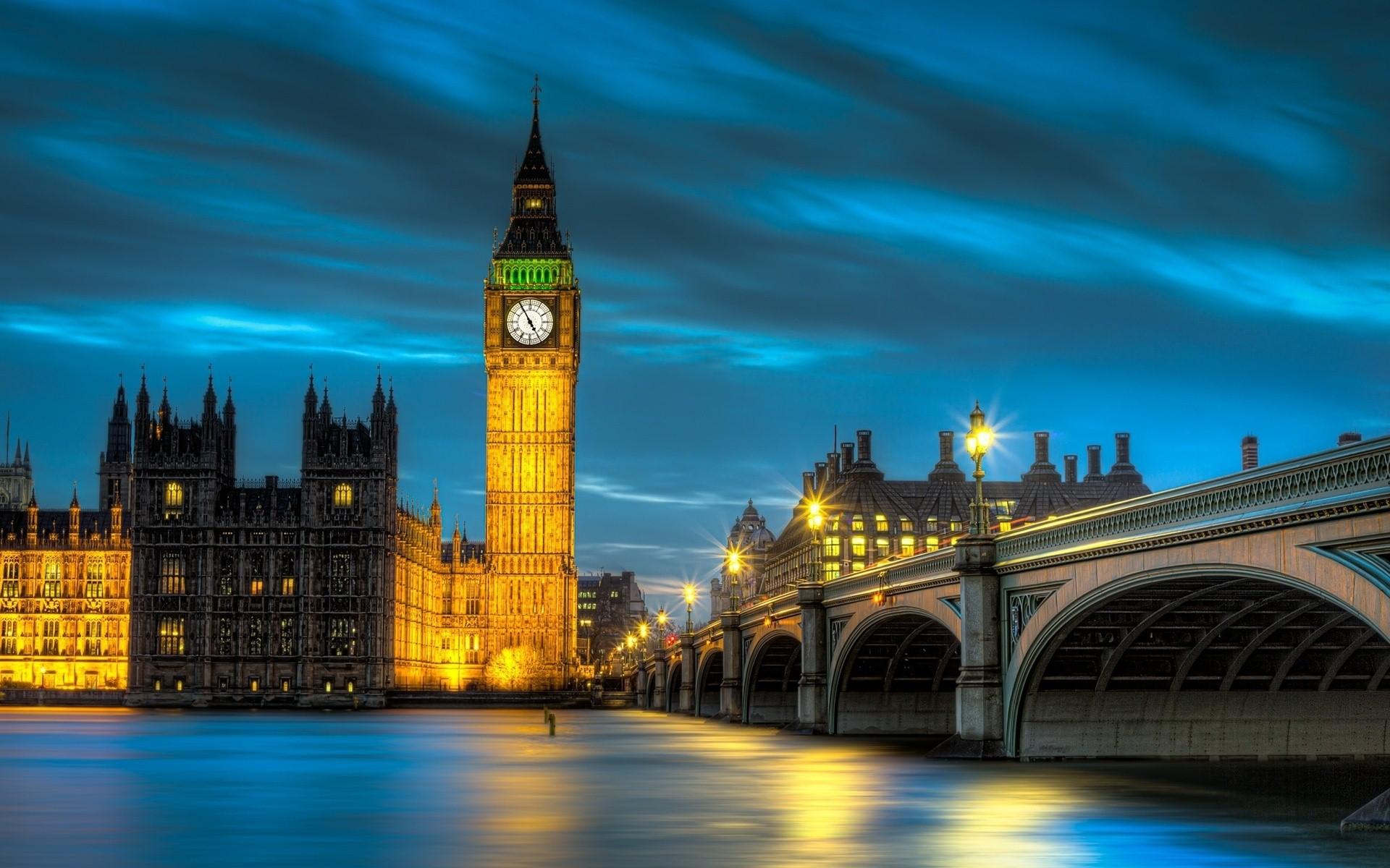 ساعة لندن