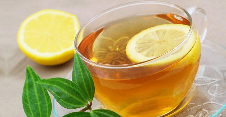 فوائد الشاي بالليمون للصحة