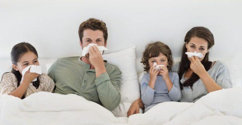 مرض معدي تسببه الفيروسات
