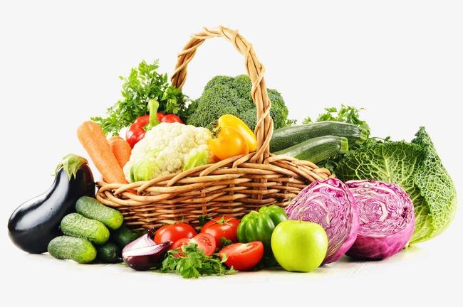 موضوع عن الطعام الصحي وغير الصحي