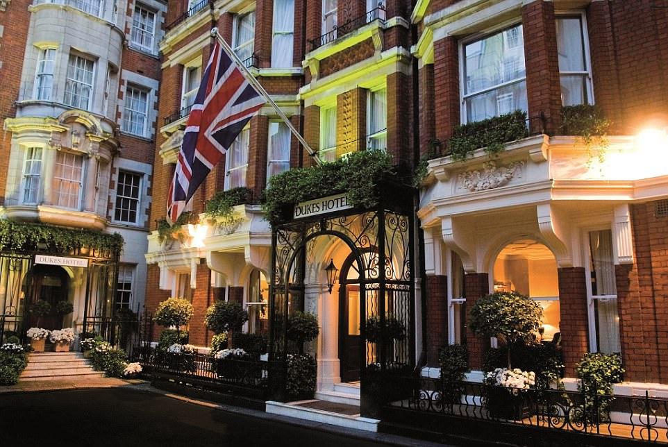 أفضل فنادق لندن