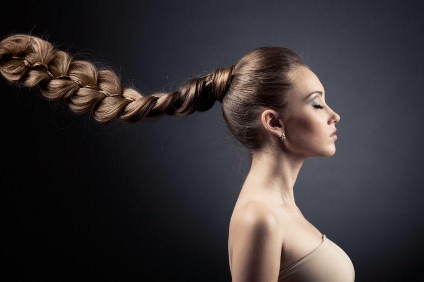 أفضل فيتامين لتطويل الشعر