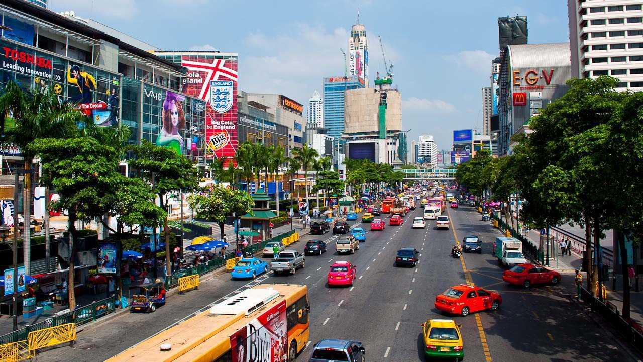 أكثر المدن سياحة في العالم