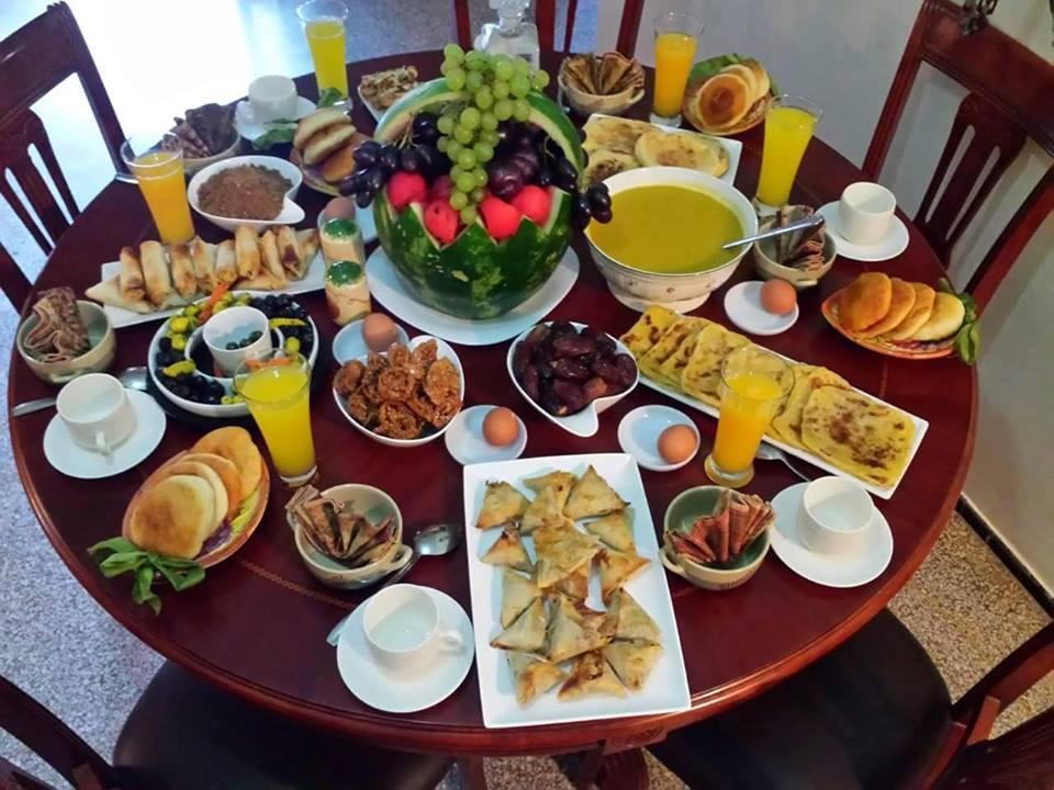 وصفات إفطار