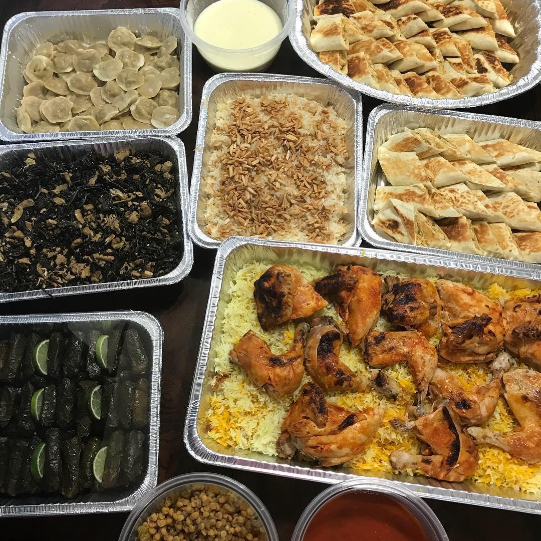 اشهر المأكولات الشامية الأكلات الشامية