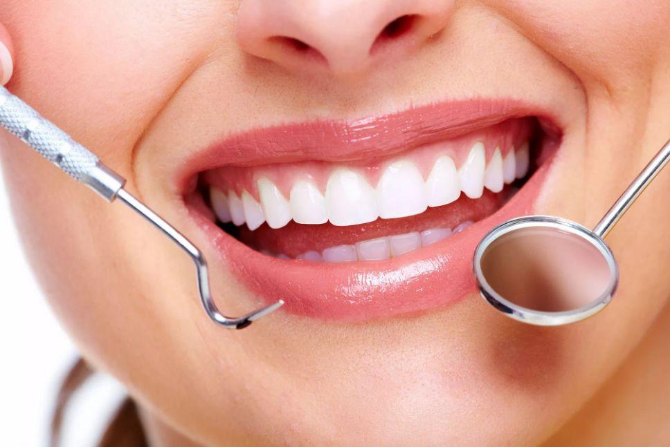 التخلص من الجير عند طبيب الأسنان