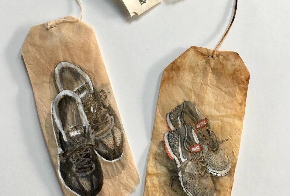 التخلص من رائحة الحذاء المزعجة