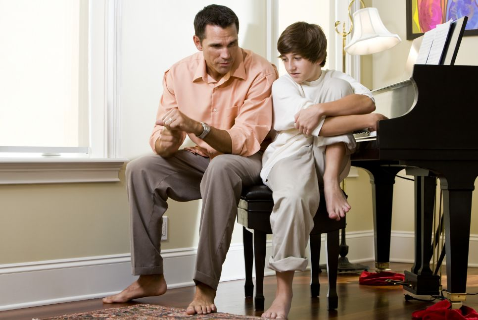 كيف تزيد الثقة بالنفس لدى المراهقين؟  مساعدة