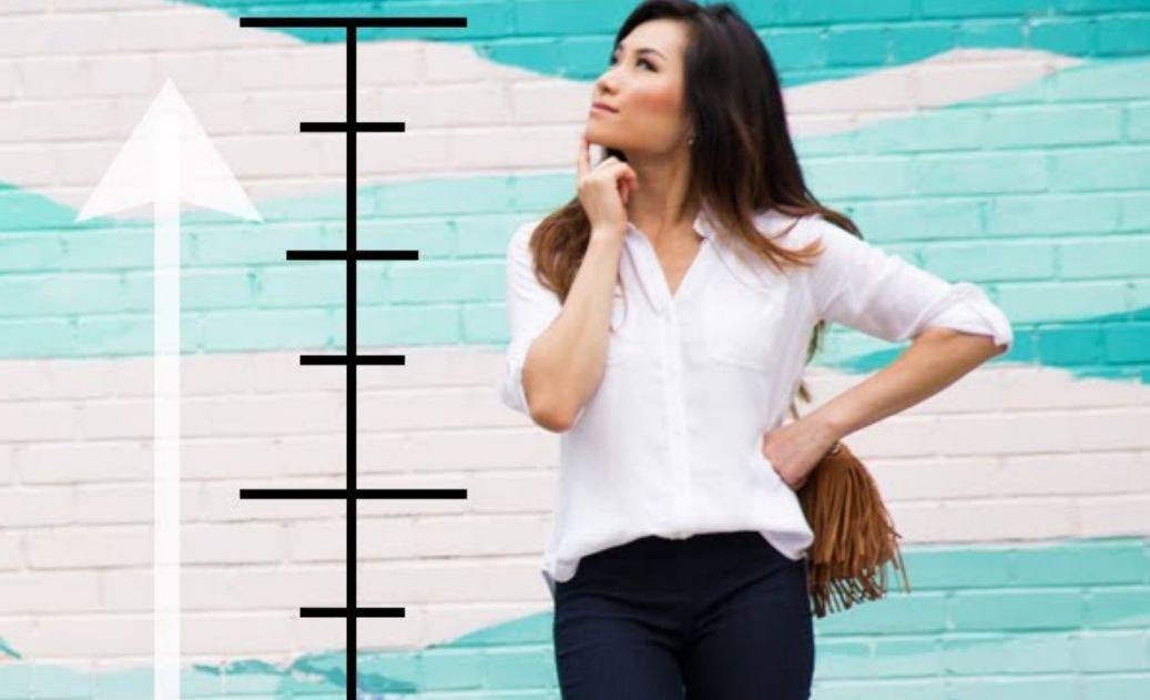 كيف تقصر من طولك وتخسر القليل من السنتي مترات الزائدة؟