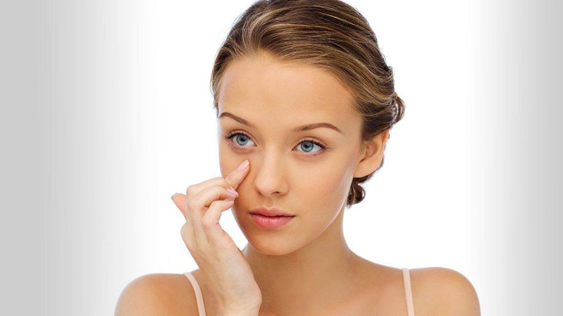 التهاب الجلد حول العين