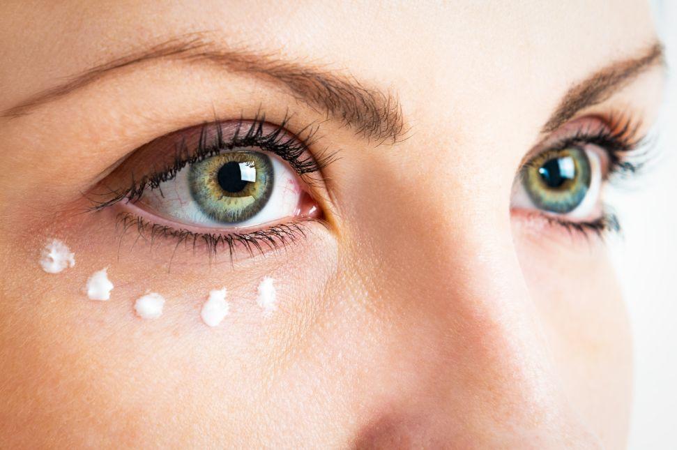 علاج التهاب الجلد حول العين