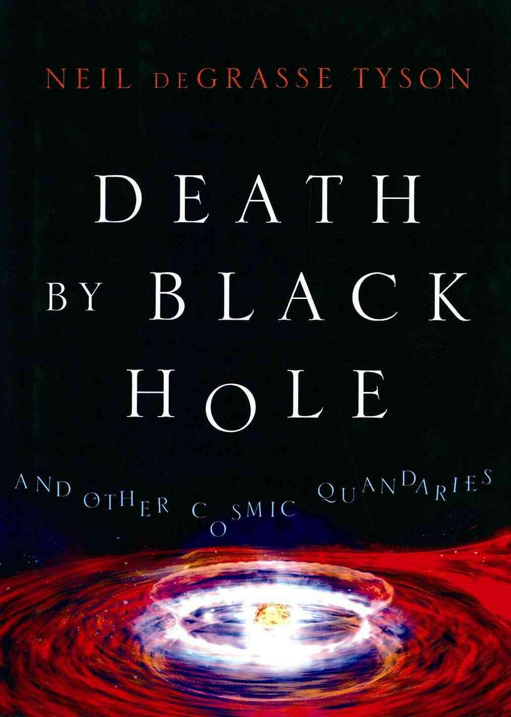 كتاب موت الثقب الأسود