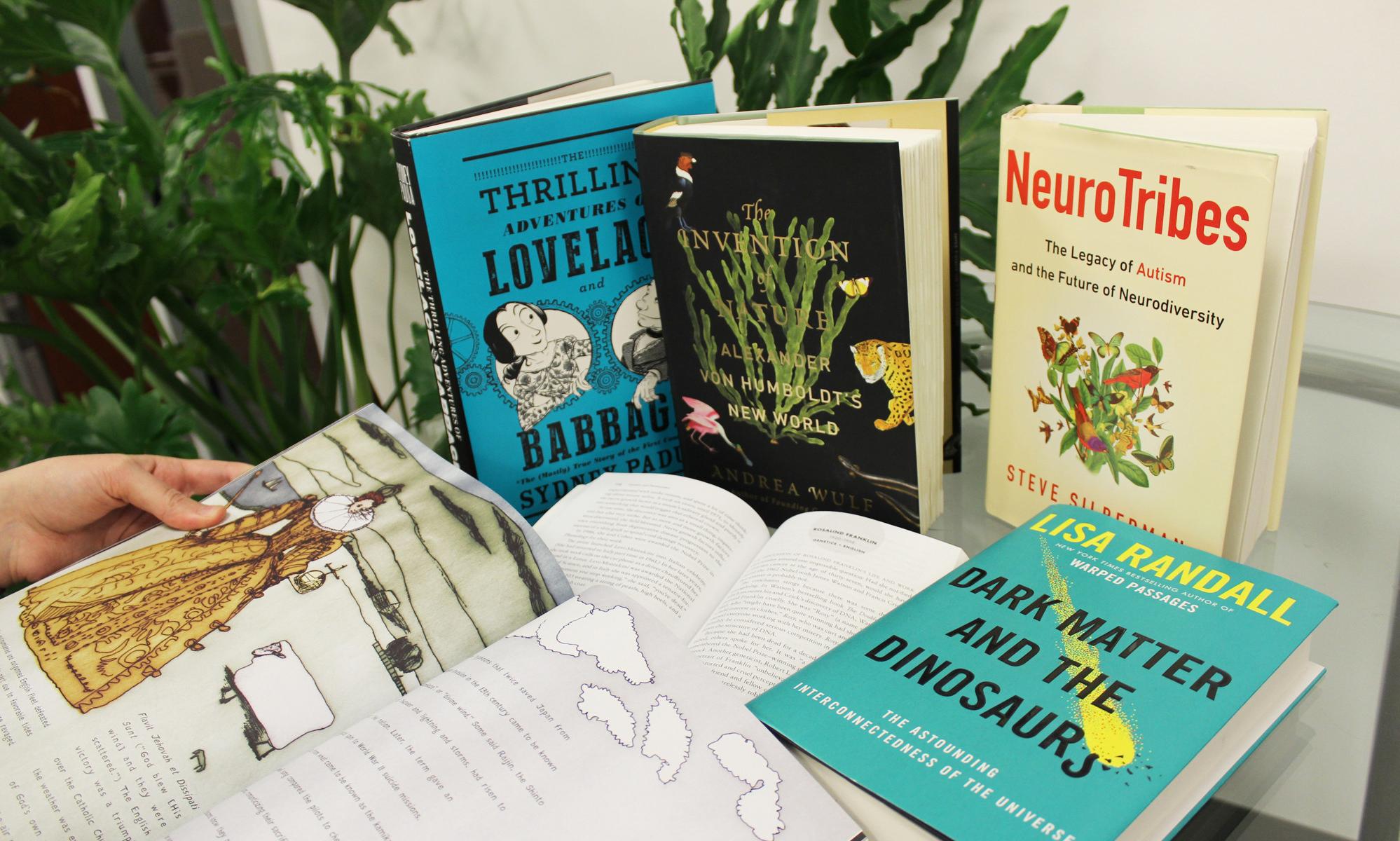 10 من أهم الكتب المنوعة والمفيدة المرشحة للقراءة